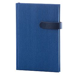 notes-lux-albastru-liniat-alb