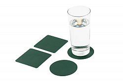 set-4-suporturi-pahare-flexi-verde