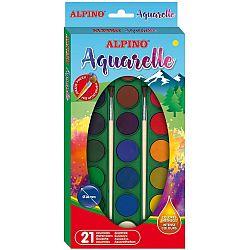 acuarele-21-culori-cutie-2-pensule-gratis-alpino