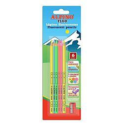 creioane-colorate-fluorescente-6-culori-blister-ascutitoare-alpino-fluo