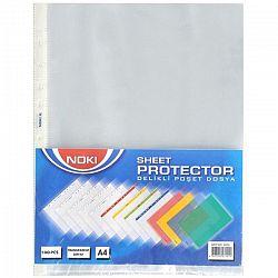 File de protectie A4 Crystal Noki, 90 microni, 100 buc/set