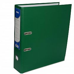 Biblioraft plastifiat A4 Noki, 50 mm, 320 coli, Verde