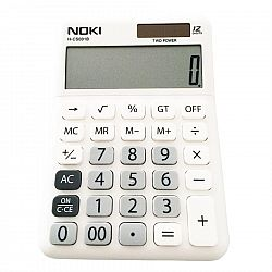 calculator-birou-noki-hcs001-12-digits-alb