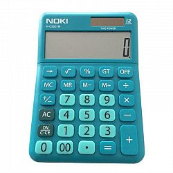 calculator-birou-12-dig-hcs001-noki-albastru