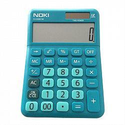 calculator-birou-noki-hcs001-12-digits-albastru