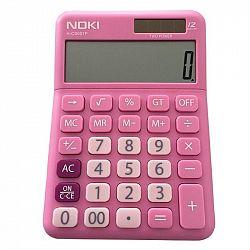 calculator-birou-noki-hcs001-12-digits-roz