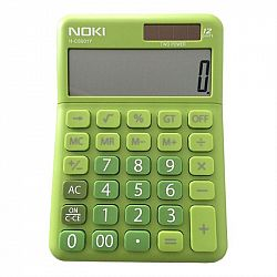 calculator-birou-noki-hcs001-12-digits-verde