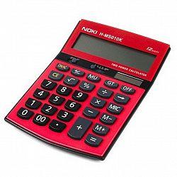 calculator-birou-noki-hms010-12-digits-rosu
