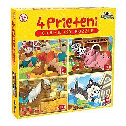 puzzle-noriel-4-prieteni-mici-6-9-15-20-piese
