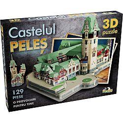 puzzle-3d-noriel-castelul-peles-cu-129-piese