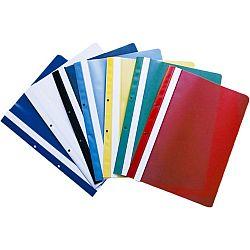 dosar-plastic-pp-cu-sina-cu-gauri-grosime-120-180-microni-10-buc-set-optima-albastru