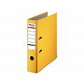 biblioraft-a4-plastifiat-pp-paper-margine-metalica-75-mm-optima-basic-galben