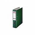 biblioraft-a4-plastifiat-pp-paper-margine-metalica-75-mm-optima-basic-verde