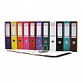 biblioraft-a4-plastifiat-pp-paper-margine-metalica-75-mm-optima-basic-bleumarin
