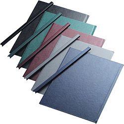 sina-metalica-structura-panzata-a4-151-180-pag-20-mm-10-buc-set-metal-bind-opus-albastru