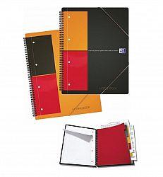 caiet-cu-spirala-a4-oxford-international-meetingbook-80-file-80g-mp-4-perf-coperta-pp-dictan