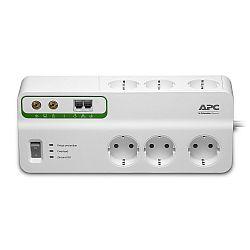 prelungitor-cu-protectie-coax-apc-surgearrest-6-prize-cablu-3m-alb