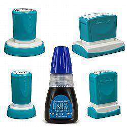 tus-stampila-xstamper-quix-10ml-albastru