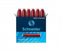 patroane-cerneala-schneider-6-buc-set-rosu