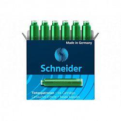patroane-cerneala-schneider-6-buc-set-verde