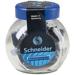 patroane-cerneala-schneider-30-buc-borcan-albastru