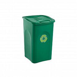 cos-gunoi-50-litri-begreen-verde