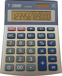 calculator-de-birou-t2000-tm6045-12-digits