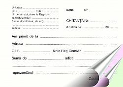 chitanta-a6-3ex