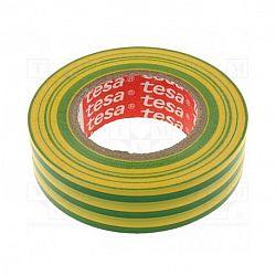 banda-izolatoare-ignifuga-53947-19mm-x-20m-tesa-galben-verde
