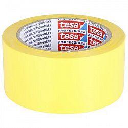 banda-adeziva-pentru-marcare-50mm-x-33m-tesaflex-galben
