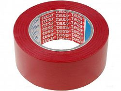 banda-adeziva-pentru-marcare-50mm-x-33m-tesaflex-rosu