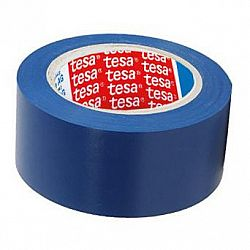 banda-adeziva-pentru-marcare-50mm-x-33m-tesaflex-albastru