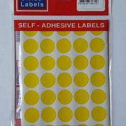 etichete-autoadezive-color-d-8-mm-tanex-galben