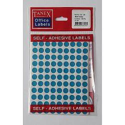 etichete-autoadezive-color-d-10-mm-tanex-albastru