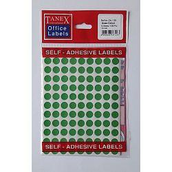 etichete-autoadezive-color-d-10-mm-tanex-verde