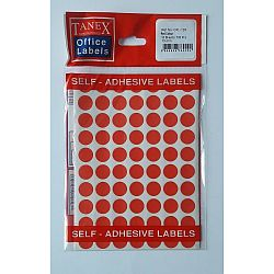etichete-autoadezive-color-d-13-mm-tanex-rosu