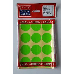 etichete-autoadezive-color-d-32-mm-tanex-verde