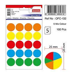 etichete-autoadezive-color-d-25-mm-tanex-asortate
