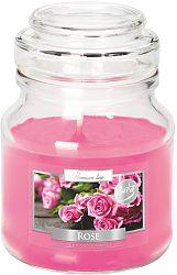 lumanare-parfumanata-in-pahar-trandafiri